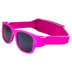 Laceto Dětské sluneční brýle ELISS, růžové