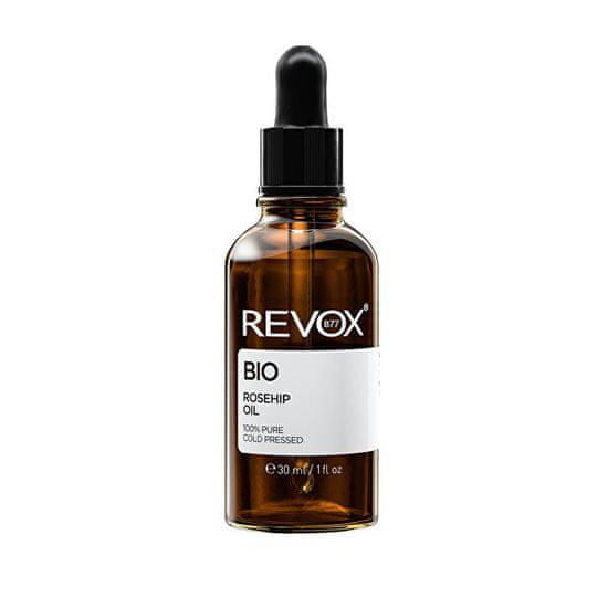 Revox 100% organiczny olejek z dzikiej róży ( hip Oil)Rose ( hip Oil) 30 ml