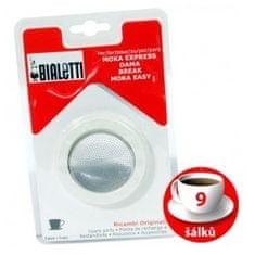 Bialetti Těsnění + filtr MOKA (9 šálků, 450 ml)