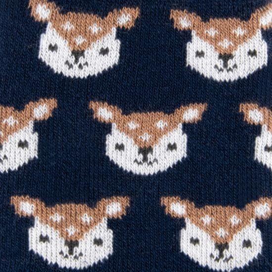 EWERS djevojačke čarape ABS 221191, srna. neklizajući