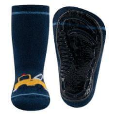 EWERS Fiú csúszásgátló zokni ABS - daru 221194, 18-19, sötétkék