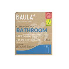 Baula Kúpeľňa - ekologická tableta na upratovanie 5 g