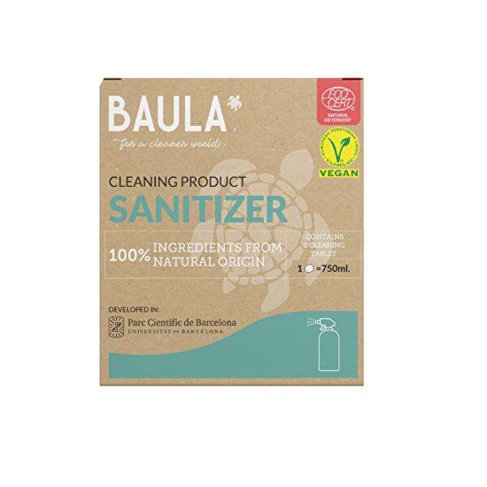 Baula Dezinfekcia - ekologická tableta na upratovanie 5 g