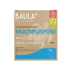 Baula Univerzal + sklo ekologická tableta na upratovanie 5 g
