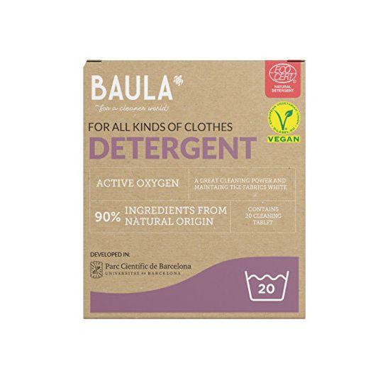 Baula Ekologické tablety na pranie s aktívnym kyslíkom 20 ks