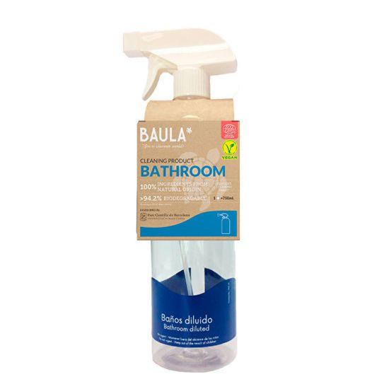 Baula Kúpeľňa Starter Kit - fľaša + ekologická tableta na upratovanie 5 g