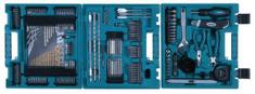 Makita 200-delni set za vrtanje in vijačenje D-37194