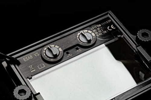 ESAB Zváracia kukla SAVAGE A40 ESAB čierna + čistiaci sprej ZDARMA !!!