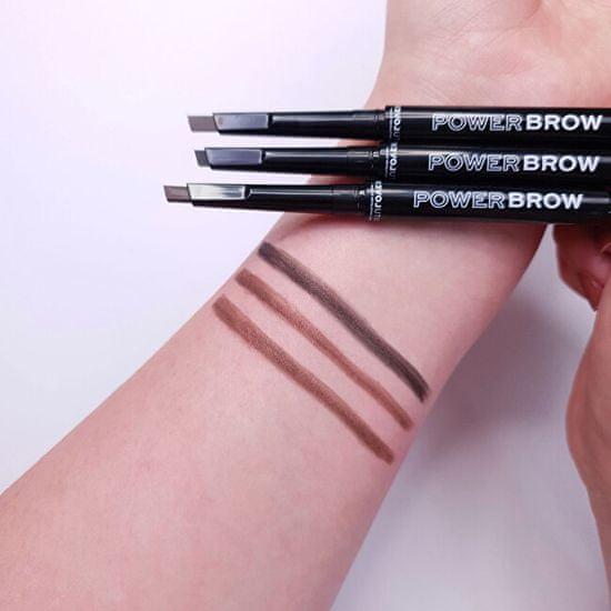 Makeup Revolution Tužka na obočí Power Brow (Brow Pencil) 0,3 g