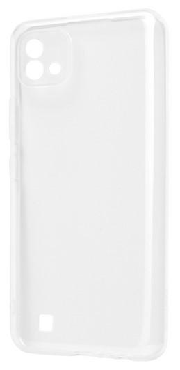 EPICO RONNY GLOSS CASE Realme C11 58510101000001, áttetsző fehér