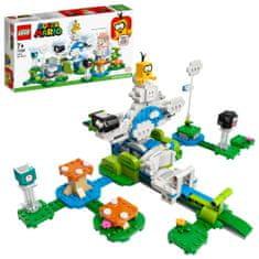 LEGO Super Mario™ 71389 Lakitu in svet oblakov – razširitveni komplet