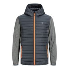Moška jakna JJEMULTI 12182242 Grey Melange (Velikost XXL)