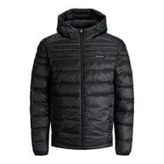 Jack&Jones Plus Moška jakna JJEACE 12191902 Black (Velikost 4XL)