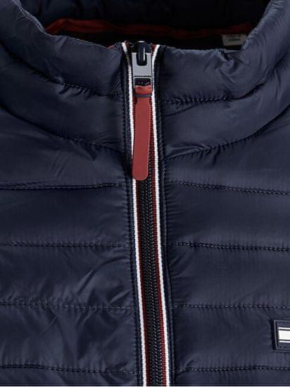 Jack&Jones Plus Pánská vesta JJEACE 12194739 Navy Blazer