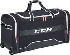 CCM 380 Deluxe hokejska torba s koleščki, črna, 94 cm