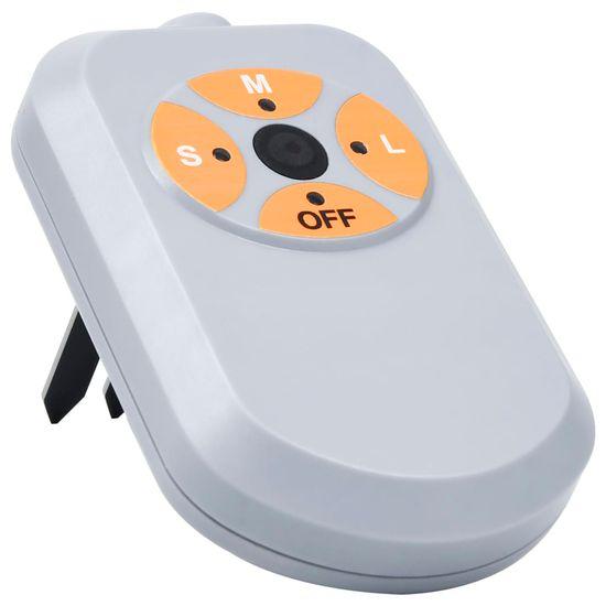 shumee Digitálny časovač zavlažovania s jedným výstupom a snímačom vlhkosti