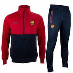 FC Barcelona N°10 trenirka, modra/rdeča, M