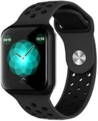 Immax chytré hodinky SW13 PRO, černé (HODIMM1072)