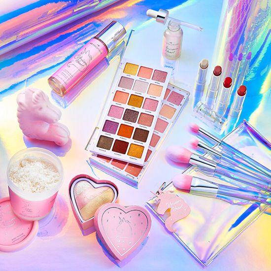 I Heart Revolution Szemhéjfesték paletta Unicorn Heart Glow 18 g