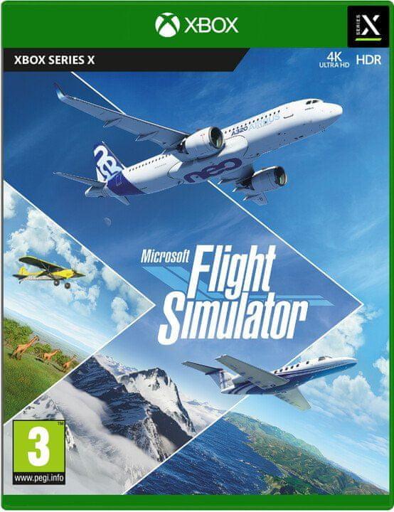 Microsoft Flight Simulator - Xbox Series (8J6-00019)
