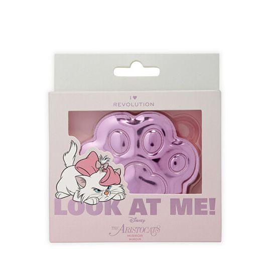 I Heart Revolution Kosmetické zrcátko I Heart Revolution, X Disney Marie Look At Me