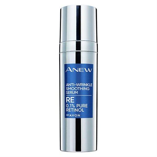 Avon Ránctalanító simító szérum retinollal Anew (Anti-wrinkle Smoothing Serum) 30 ml