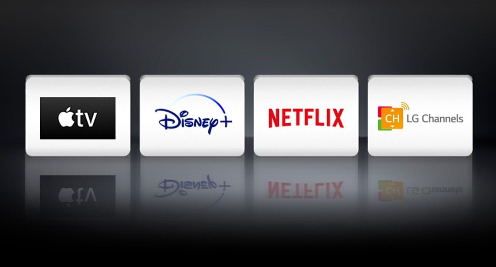 LG TV televizor NANOCELL 4K 2021 procesor α7 4K Gen4 AI
