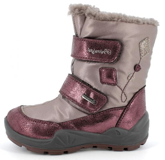 Primigi 8384111 zimske čizme za djevojčice s Goratex membranom