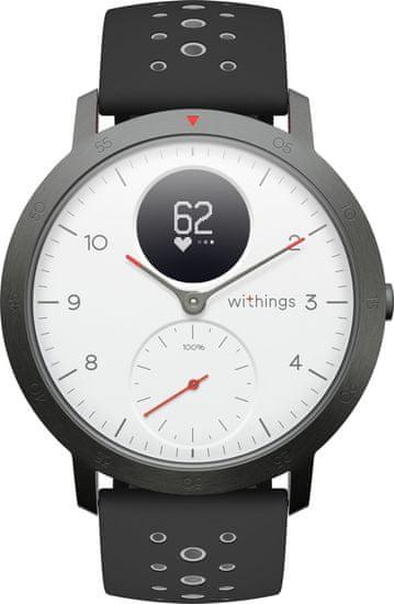 Withings Steel HR Sport, White
