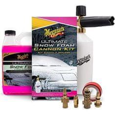 Meguiar's šampon za auto Snow Foam Cannon Kit, komplet