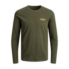 Jack&Jones JACSMITH moška majica 12191376 Forest Night (Velikost S)