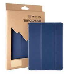 Tactical Book Tri Fold puzdro pre Samsung T220 / T225 Galaxy Tab A7 Lite 8.7 57983104190, tmavomodré