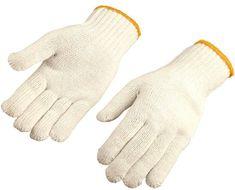 Tolsen Tools Rukavice záhradné bavlna 10 XL pár, TOLSEN