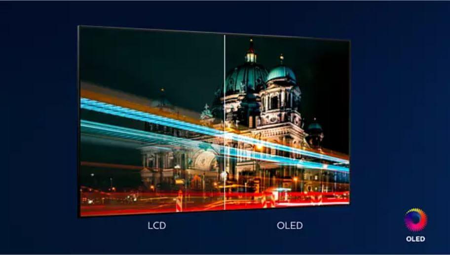 OLED-televizor Philips