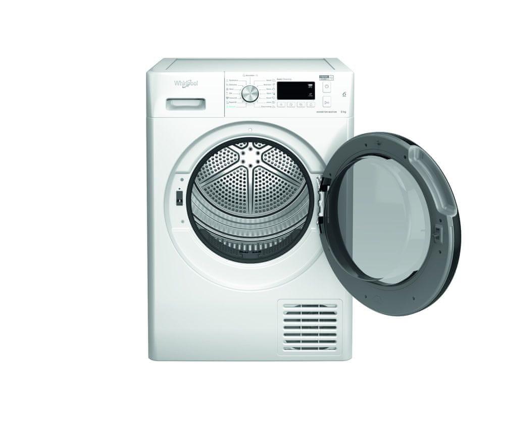 Whirlpool sušička prádla FFT M11 9X2BY EE + 10 let záruka na motor