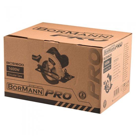 Bormann BCS1600 PRO ročna krožna žaga