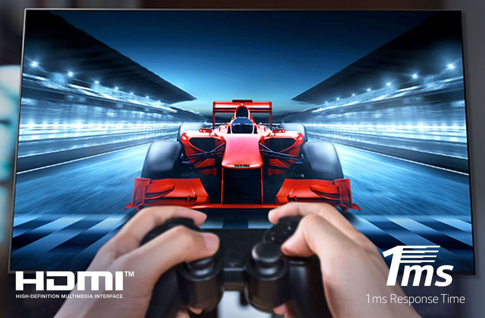LG TV televízió NANOCELL 4K 2021 freesync premium allm auto low latency mode game optimizer válaszidő 1 ms