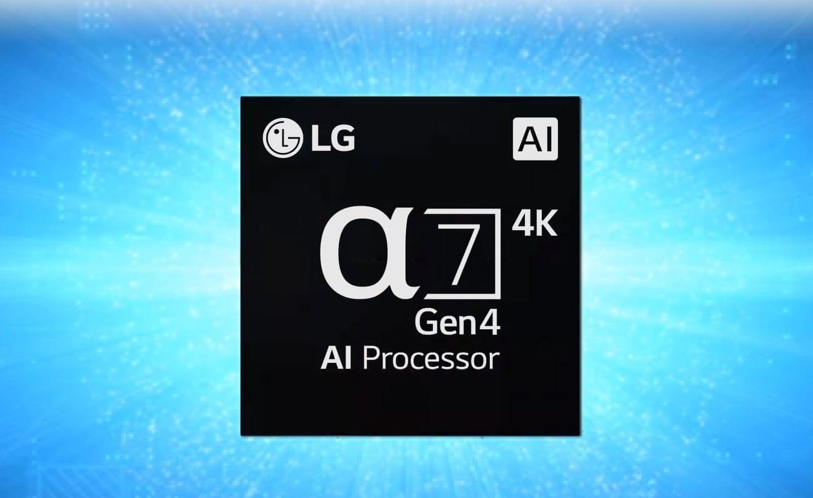 LG TV televízió NANOCELL 4K 2021 processzor α7 4K Gen4 AI