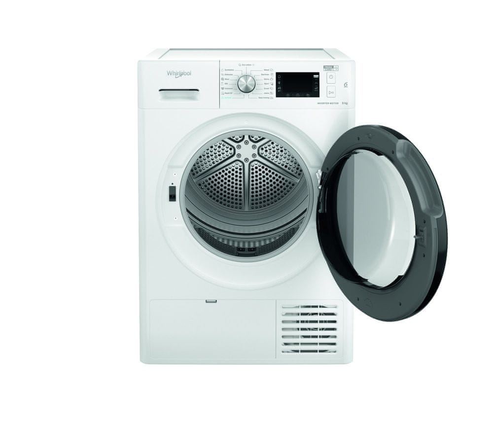 Whirlpool sušička prádla FFT M22 9X3B EE + 10 let záruka na motor