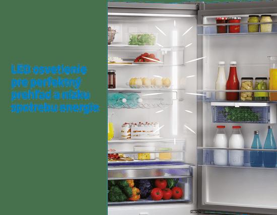 Beko americká chladnička GN1426234ZDXN