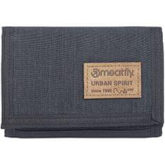 MEATFLY Moška denarnica DEWEY Charcoal Heather