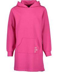 Blue Seven dívčí mikinové šaty 582043 X 152 růžová