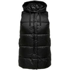 Only Carmakoma Dámska vesta CARNEWASTA 15243738 Black (Veľkosť XL/XXL)