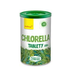 Wolfberry Chlorella BIO tablety (Varianta 500 tbl (100 g))