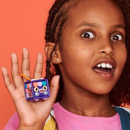 LEGO DOTS 41939 ustvarjalni komplet za torbo, zmaj