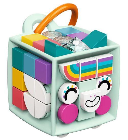 LEGO DOTS 41940 okras za torbo, samorog