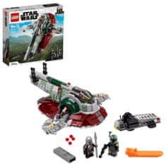 LEGO Star Wars 75312 Boba Fett ajeho kosmická loď