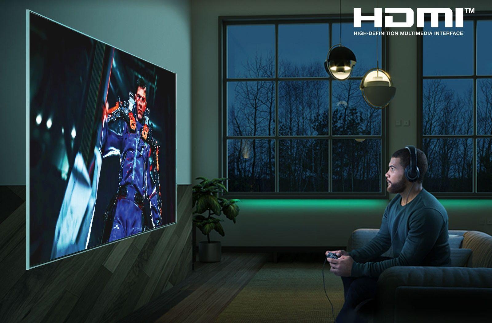 LG TV televizor NANOCELL 4K 2021 vrr allm auto low latency mode game optimizer