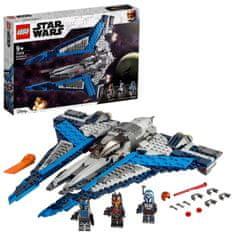 LEGO Star Wars 75316 Mandalorski borec
