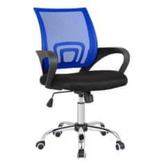 Riva pisarniški stol, moder